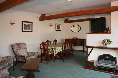 Stable Cottage Dining Room